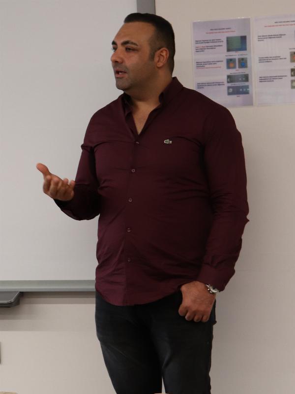 Üsküdar İletişim, Yemekneredeyenir.com'un kurucusu İlker Kulaksız'ı misafir etti 2