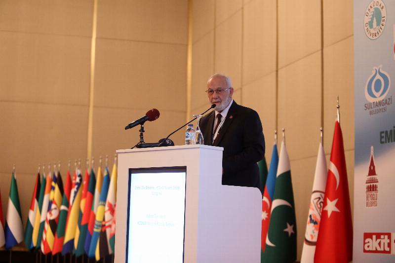 """Prof. Dr. Nevzat Tarhan: """"İslamiyet devrim değil, evrim öngörüyor"""" 5"""