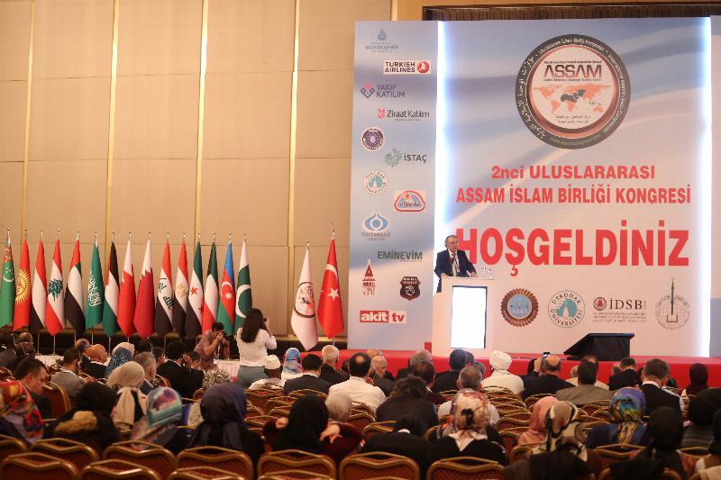 """Prof. Dr. Nevzat Tarhan: """"İslamiyet devrim değil, evrim öngörüyor"""""""