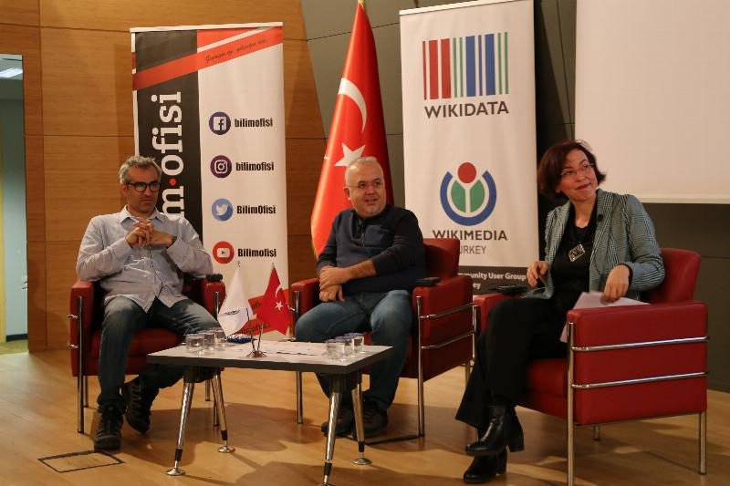 Wikidata celebrated the 6. Birthday at Üsküdar University 2