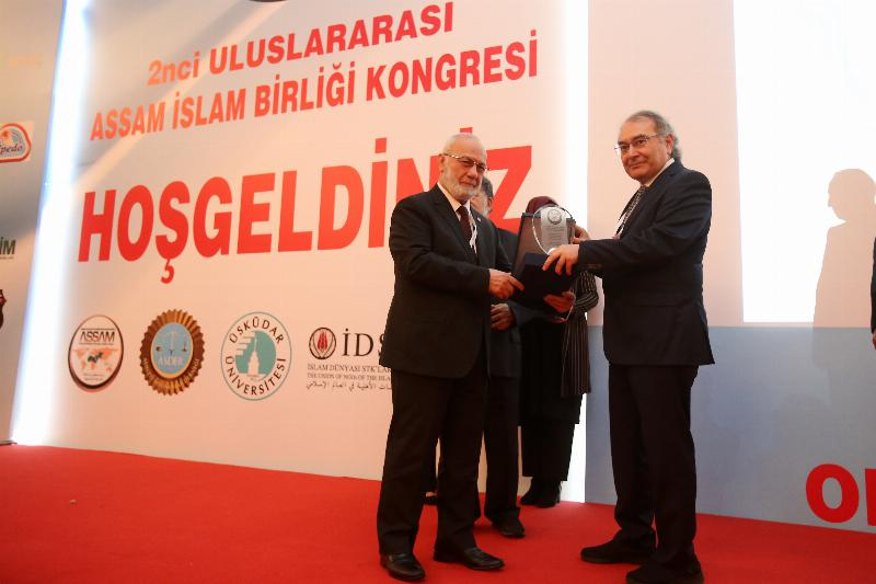 """Prof. Dr. Nevzat Tarhan: """"İslamiyet devrim değil, evrim öngörüyor"""" 8"""