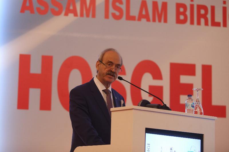 """Prof. Dr. Nevzat Tarhan: """"İslamiyet devrim değil, evrim öngörüyor"""" 6"""