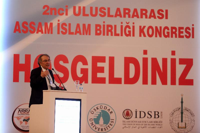 """Prof. Dr. Nevzat Tarhan: """"İslamiyet devrim değil, evrim öngörüyor"""" 3"""