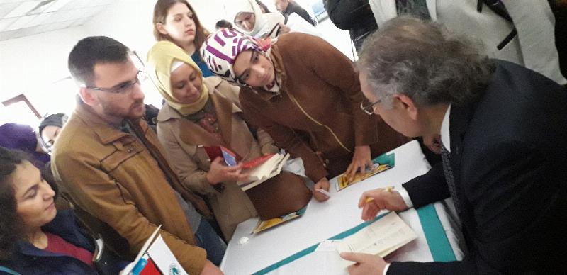 Prof. Dr. Tarhan öğretmenlere 'pozitif psikoloji' semineri verdi 5