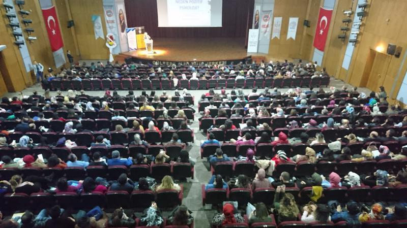 Prof. Dr. Tarhan öğretmenlere 'pozitif psikoloji' semineri verdi 3
