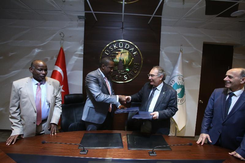 Eğitimde Üsküdar-Kenya işbirliği