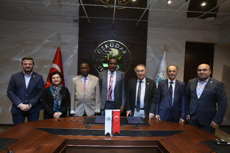Eğitimde Üsküdar-Kenya işbirliği 4