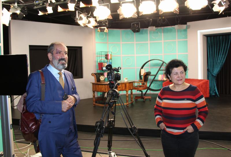 RATEM Başkanı Yusuf Gürsoy Üsküdar Üniversitesi İletişim Fakültesi'ni ziyaret etti 2