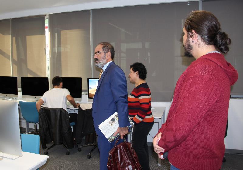RATEM Başkanı Yusuf Gürsoy Üsküdar Üniversitesi İletişim Fakültesi'ni ziyaret etti 3