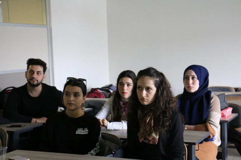 Sağlık Bilimleri mezun öğrencileri için kariyer planlaması yapıldı