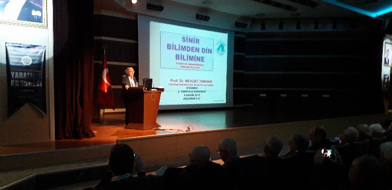 Prof. Dr. Nevzat Tarhan: Bilimler bir bütündür din bilimleri de bunun içindedir 2