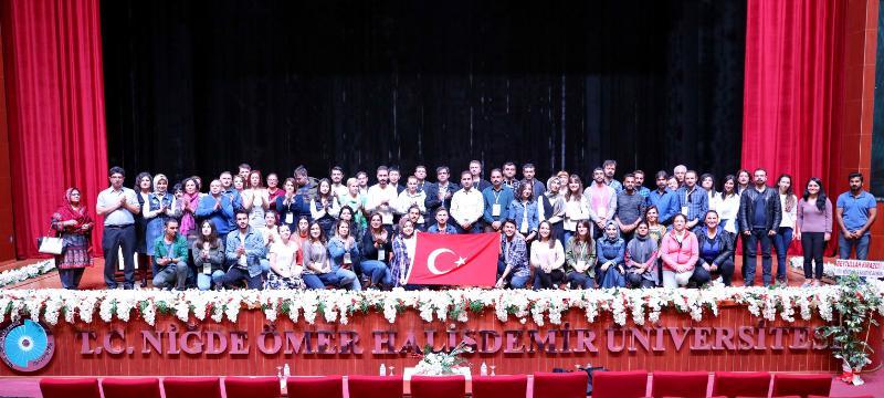 Prof. Dr. Muhsin Konuk Uluslararası Tıbbi ve Biyolojik Bilimler Kongresine katıldı 3