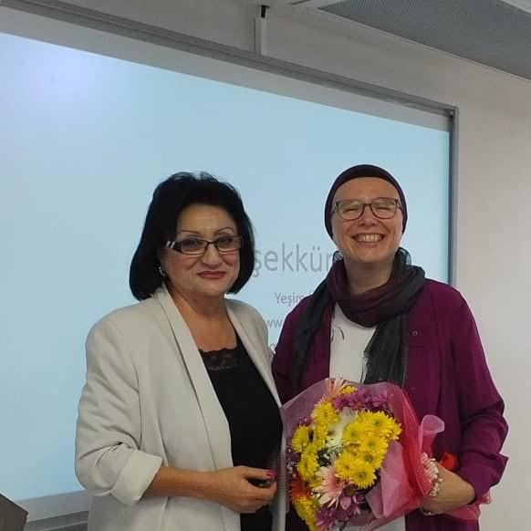 Ergoterapi bölümü seminerlerinin konuğu Dr. Yeşim Ünveren oldu 3