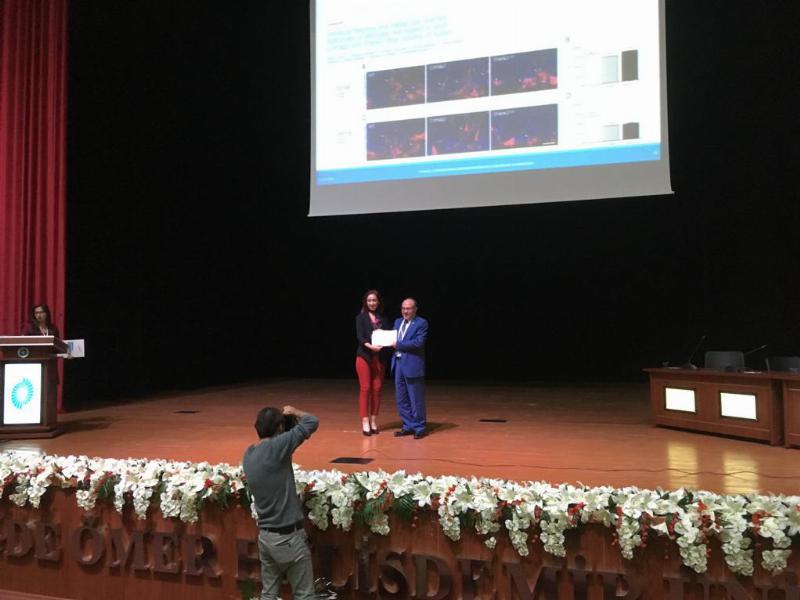 Prof. Dr. Muhsin Konuk Uluslararası Tıbbi ve Biyolojik Bilimler Kongresine katıldı 2