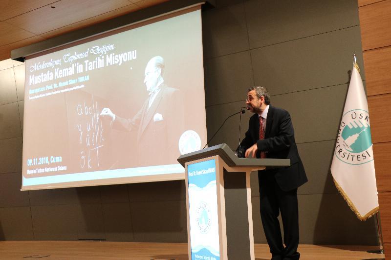 """Prof. Dr. Deniz Ülke Arıboğan: """"Tarihi dizilerden öğrenen bir toplumuz"""" 3"""
