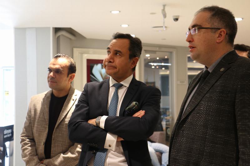 Kuveyt İstanbul Başkonsolosu Üsküdar'ı ziyaret etti 3