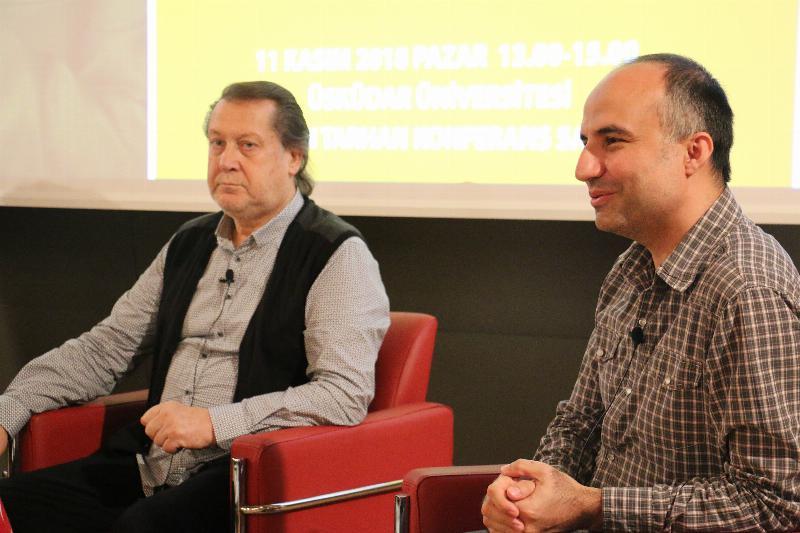 """""""Varlığın Gayesi İnsan"""", Üsküdar Üniversitesi'nde konuşuldu 3"""