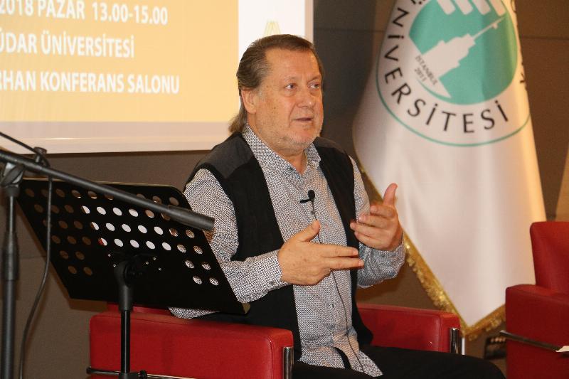 """""""Varlığın Gayesi İnsan"""", Üsküdar Üniversitesi'nde konuşuldu 2"""
