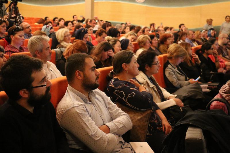 """""""Varlığın Gayesi İnsan"""", Üsküdar Üniversitesi'nde konuşuldu 4"""