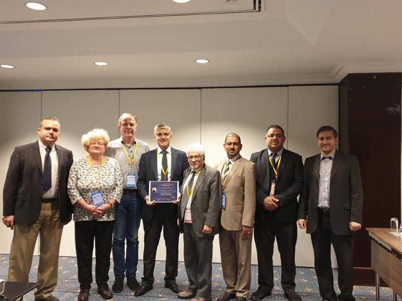 Prof. Dr. Tayfun Uzbay, İnme ve Nörolojik Bozukluklar konulu konferansa katıldı 2