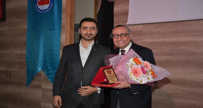 Prof. Dr. Konrot'tan Alaşehir'de disleksi semineri