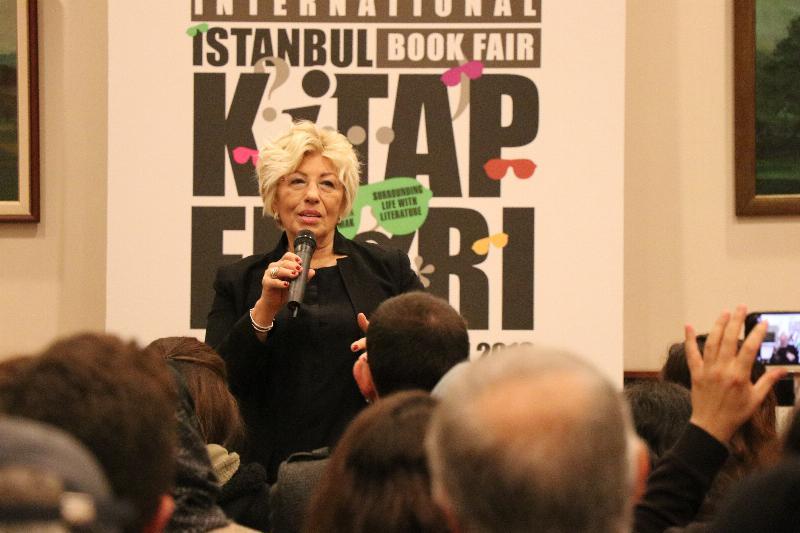 Üsküdar Üniversitesi TÜYAP Kitap Fuarı'na damga vurdu