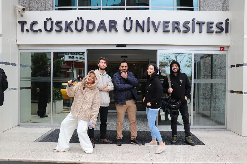 Power App Üsküdar Üniversitesinde
