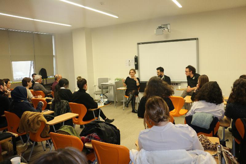 Üsküdar Üniversitesi'nde Dünya Erkekler Günü Paneli gerçekleştirildi