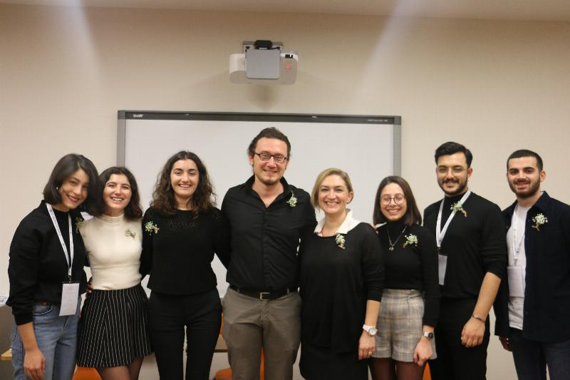 Üsküdar Üniversitesi'nde Dünya Erkekler Günü Paneli gerçekleştirildi 4