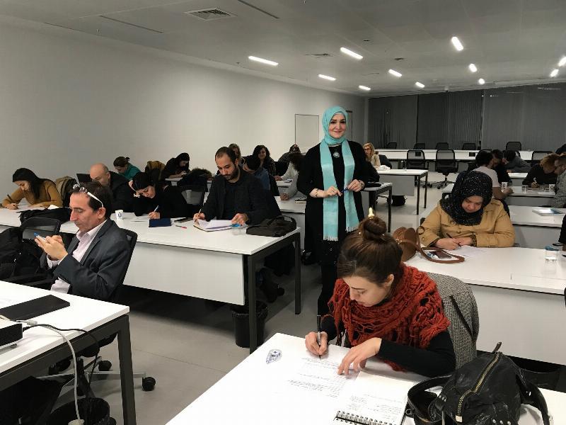 Üsküdar Üniversitesi ile Üsküdar Belediyesi Genç Girişimcileri Destekliyor