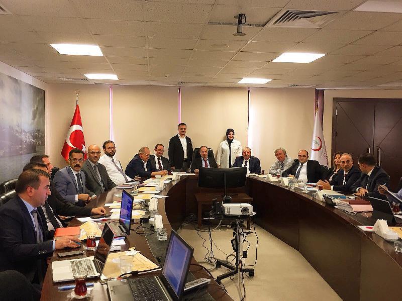 Üsküdar Üniversitesi ile İstanbul İl Sağlık Müdürlüğü Lider Sağlık Yöneticilerini destekliyor