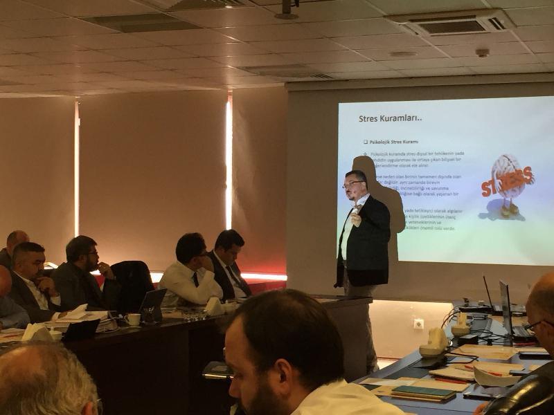 Üsküdar Üniversitesi ile İstanbul İl Sağlık Müdürlüğü Lider Sağlık Yöneticilerini destekliyor 2