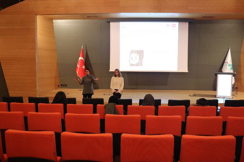 European Internship Consortium Introductory Meeting was held