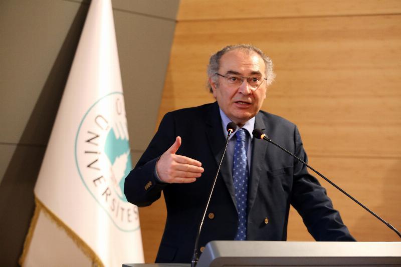 "Prof. Dr. Nevzat Tarhan, ""Liderlik Psikolojisi""ni anlattı 3"