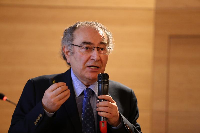 "Prof. Dr. Nevzat Tarhan, ""Liderlik Psikolojisi""ni anlattı 4"