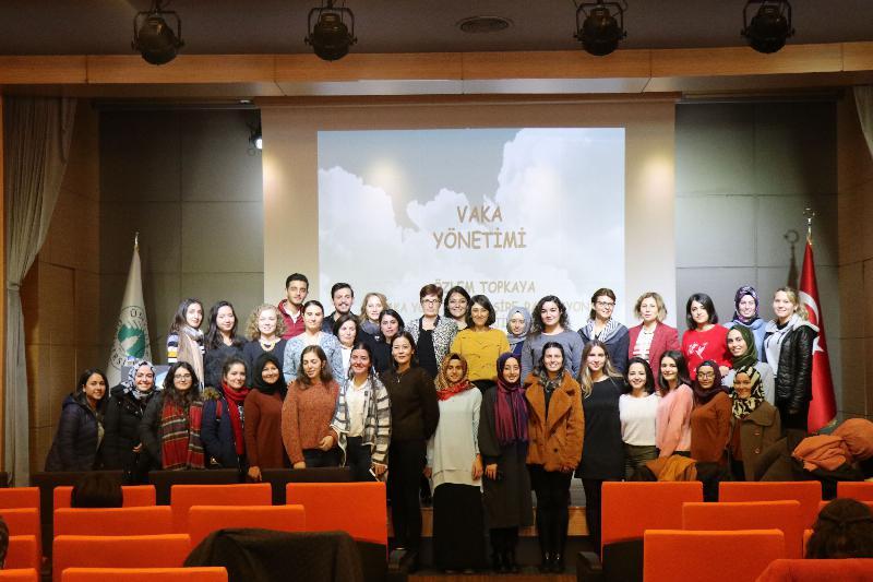 Üsküdar Üniversitesinde Vaka Yönetimi Semineri gerçekleştirildi 6