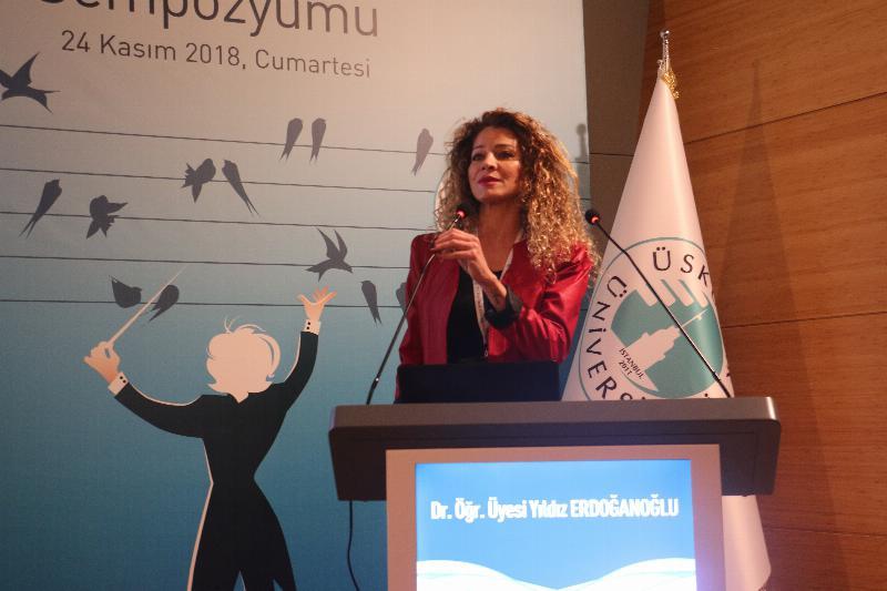 Üsküdar'da, Nörolojik Rehabilitasyon ve Yutma Bozuklukları Sempozyumu yapıldı 4