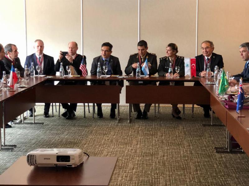Üsküdar University attended G20 5. Brain Initiative and Neuroscience Summit 2