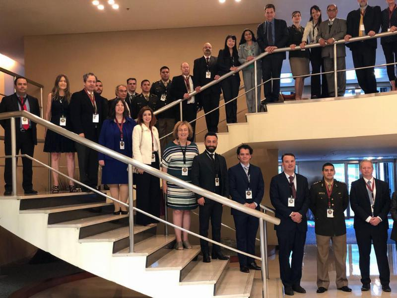 Üsküdar University attended G20 5. Brain Initiative and Neuroscience Summit 4