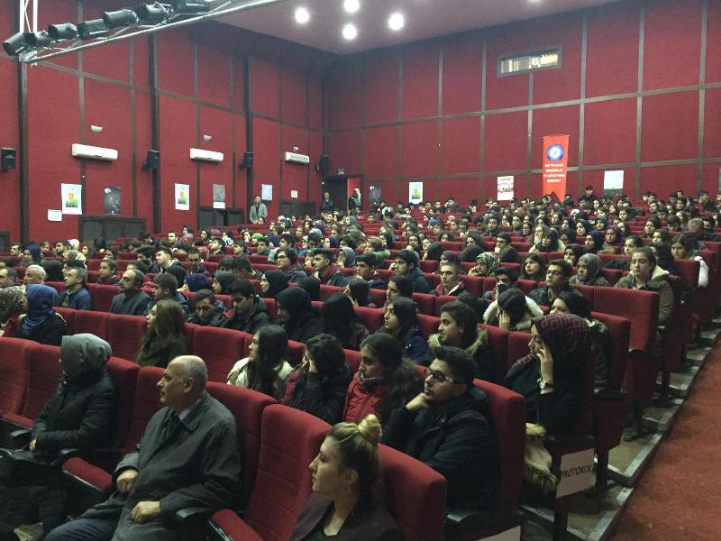 Üsküdar Üniversitesi Malatya'da rehber öğretmen ve öğrencilerle buluştu 2