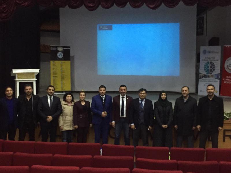 Üsküdar Üniversitesi Malatya'da rehber öğretmen ve öğrencilerle buluştu 5