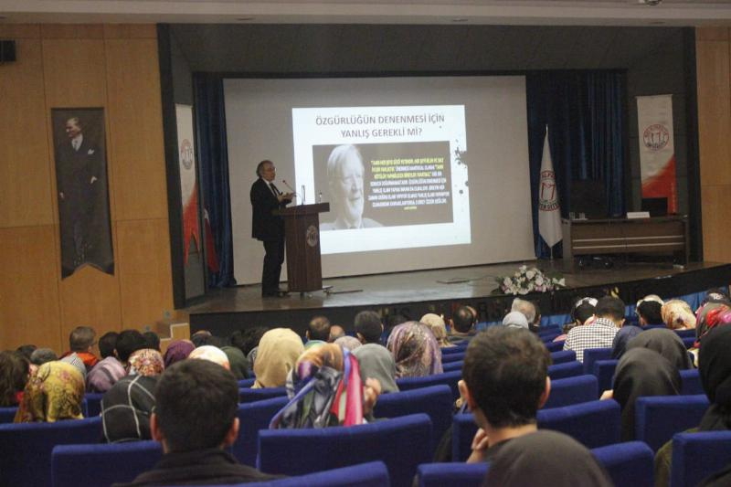 Prof. Dr. Nevzat Tarhan'dan Muş ve Bitlis'te iki konferans 2