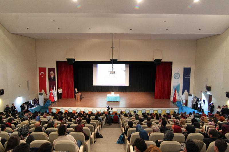 Prof. Dr. Nevzat Tarhan'dan Muş ve Bitlis'te iki konferans 3
