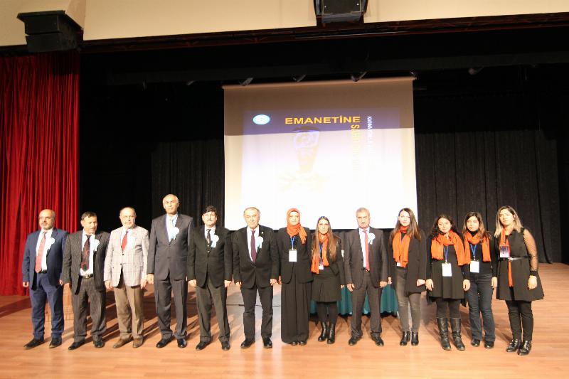 Prof. Dr. Nevzat Tarhan'dan Muş ve Bitlis'te iki konferans 4