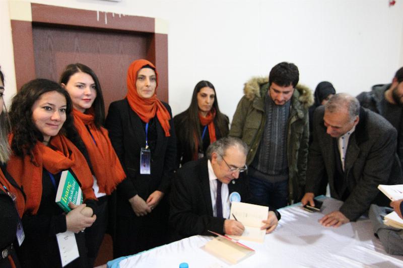 Prof. Dr. Nevzat Tarhan'dan Muş ve Bitlis'te iki konferans 5