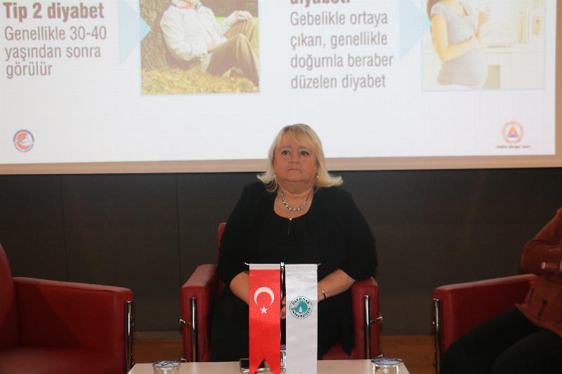 """""""Üsküdar'da Diyabet Sohbetleri"""" gerçekleştirildi 4"""