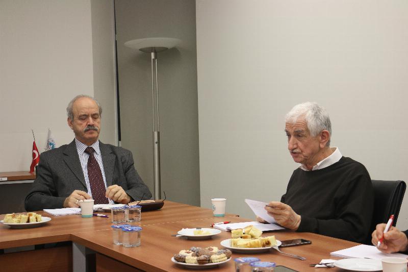 Prof. Dr. F. Beylü Dikeçligil 'Kız Kulesi Buluşmaları' nın ikinci konuğu oldu 3