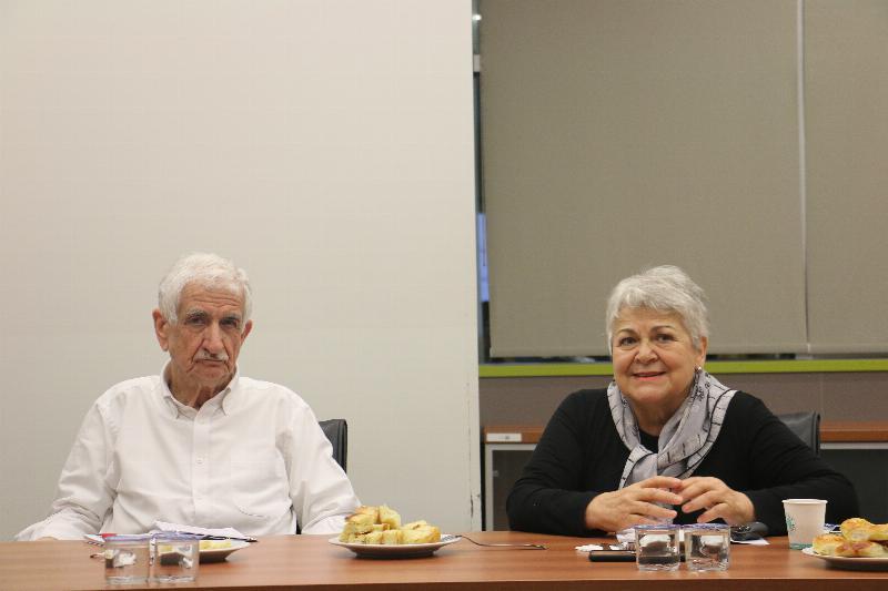 Prof. Dr. F. Beylü Dikeçligil 'Kız Kulesi Buluşmaları' nın ikinci konuğu oldu 4