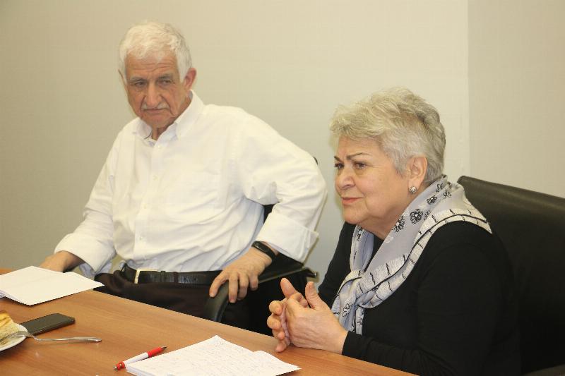 Prof. Dr. F. Beylü Dikeçligil 'Kız Kulesi Buluşmaları' nın ikinci konuğu oldu 2