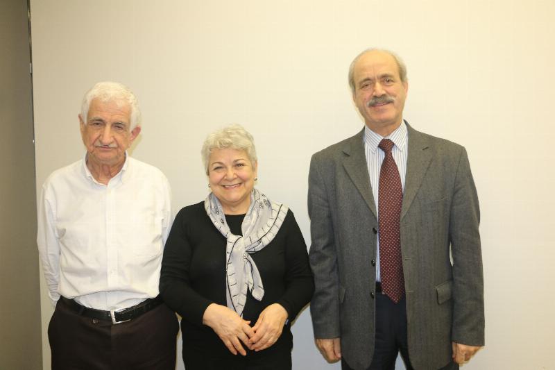 Prof. Dr. F. Beylü Dikeçligil 'Kız Kulesi Buluşmaları' nın ikinci konuğu oldu 5